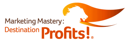 Formations Marketing Mastery : Destination profits!